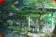 新海诚最新作『言の葉の庭』5月31日上映...